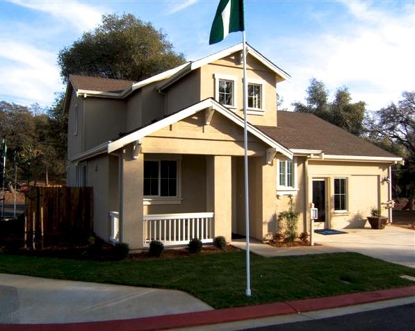 Sierra model home